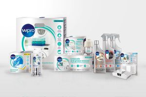 Replenishing the range of accessories for household appliances from WPRO