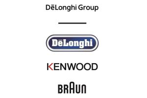 Original spare parts and accessories DELONGHI, KENWOOD, BRAUN