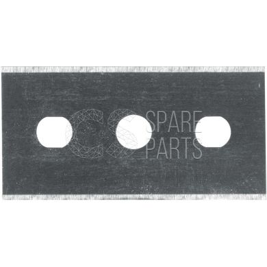 Replacement blades for cleaning scraper 10 pcs. WPRO C00384869 (484000008730)